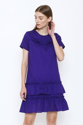 70218 Dress - Purple