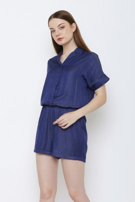 220818 Jumpsuit - Navy