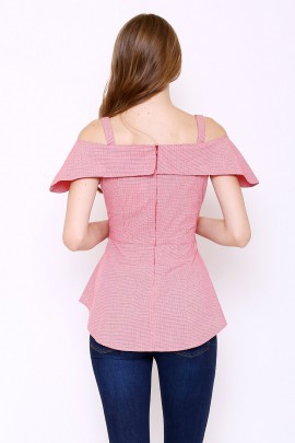 470317 Top - Red