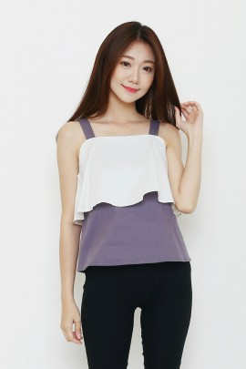 640617 Top - Brown