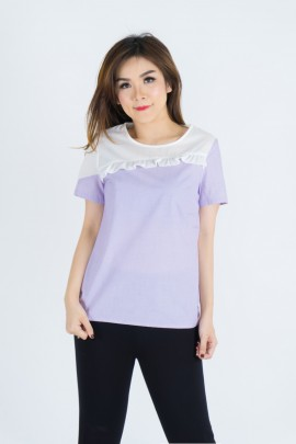 410118 Top - Purple