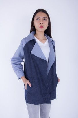 60617 Outer - Navy